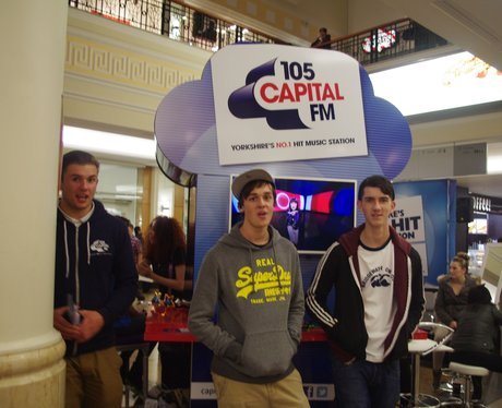 Meadowhall Student Lock In
