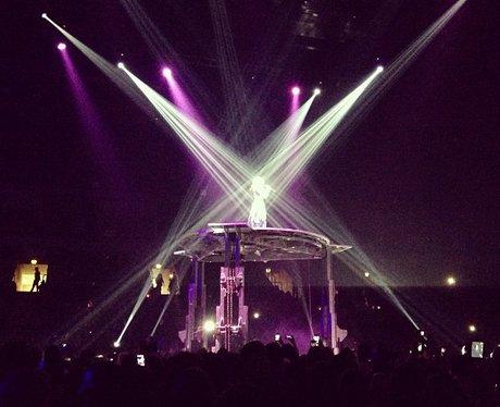 Chery Cole tour