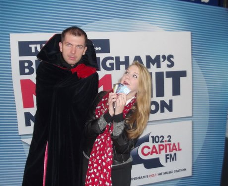 Capital Alton Towers Ticket Giveaway