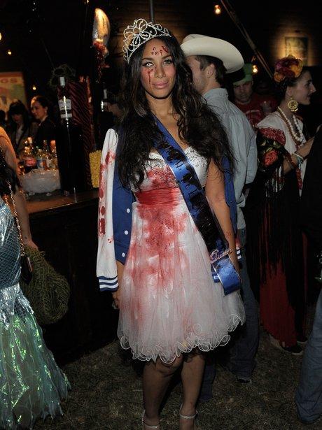 Leona Lewis Halloween costume