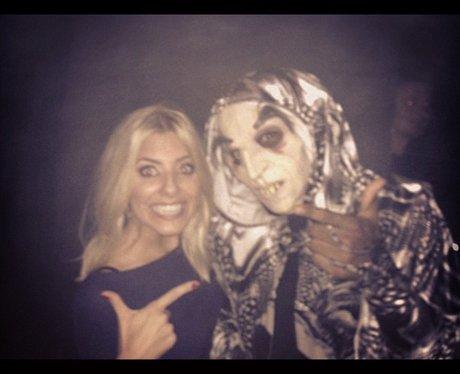 Mollie King Halloween