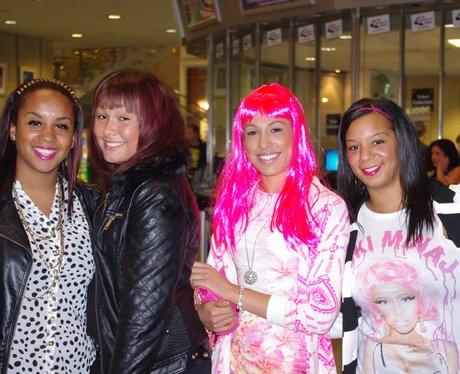 Nicki Minaj at The Capital FM Arena