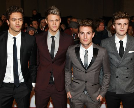 Lawson on the red carpet at the Pride Of Britain awards.