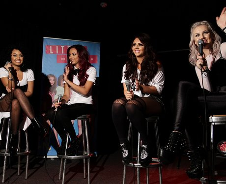 Little Mix perform in Sydney.