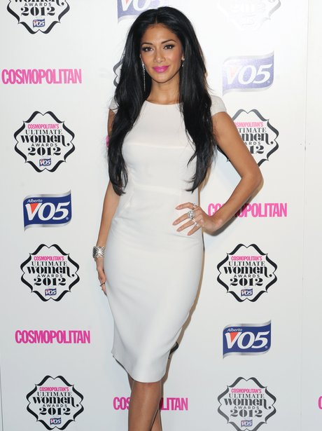 Nicole Scherzinger arriving at The Cosmopolitan Ul