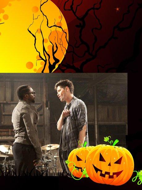 The Script Halloween