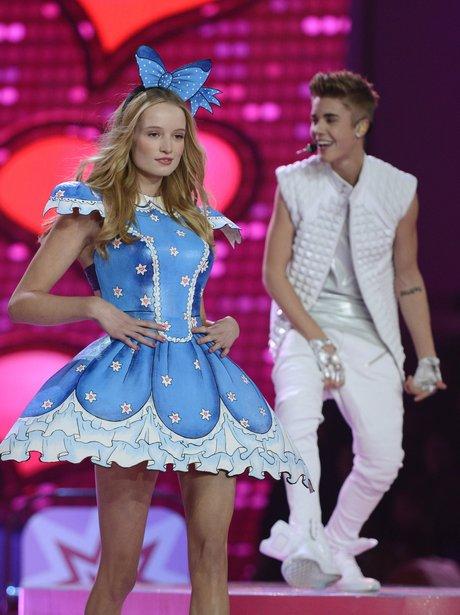 Justin Bieber 2012 Victoria's Secret Fashion Show
