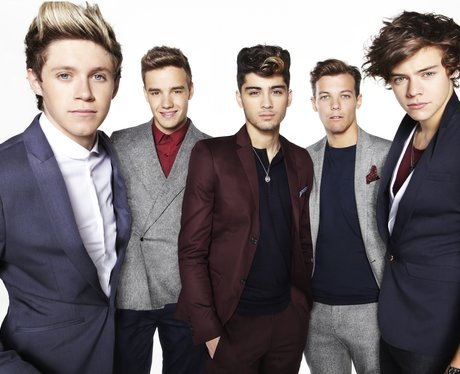 One Direction in Cosmopolitan Magazine