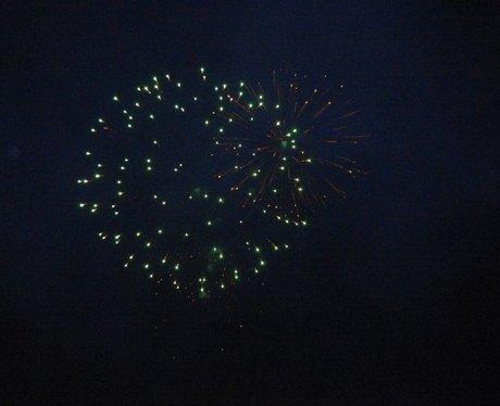 Sandown Fireworks