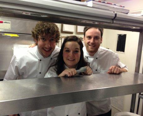 Bodg, Matt and JoJo's Hell's Kitchen