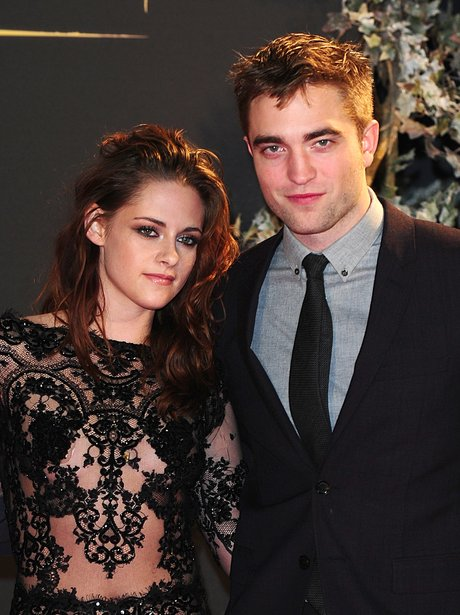 Twilight Breaking Dawn Part 2 UK Premiere