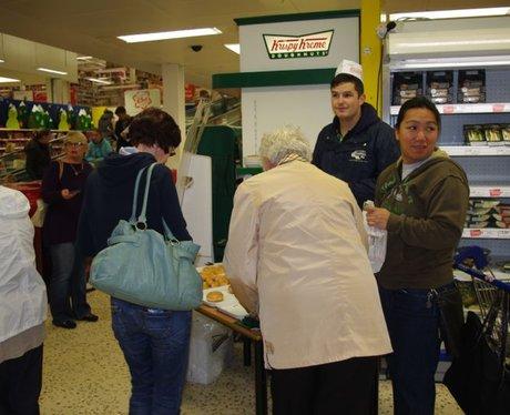 Krispy Kreme in Bridgend