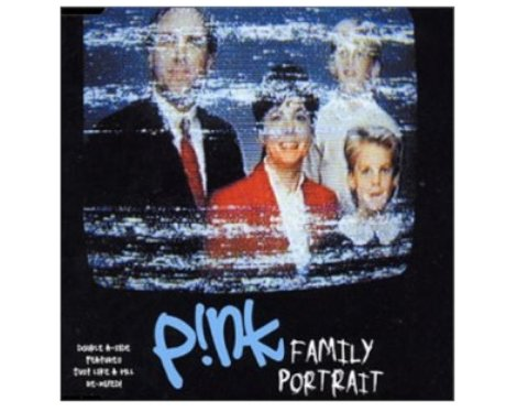 Pink- 'Family Portrait'