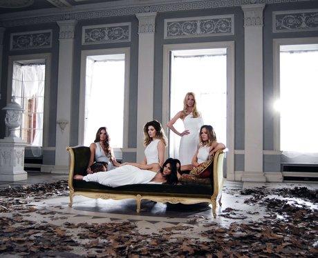 Girls Aloud  'Beautiful 'Cause You Love Me' music video