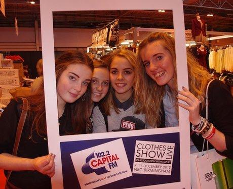 Clothes Show Live 2012