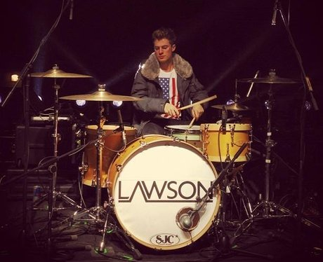 Lawson soundcheck at the Jingle bell ball 2012
