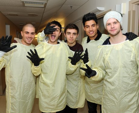 The Wanted in Boston