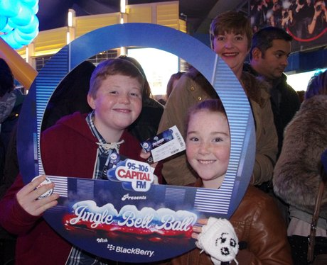 Jingle Bell Ball at London's O2 7
