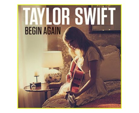 Taylor Swift - 'Begin Again'
