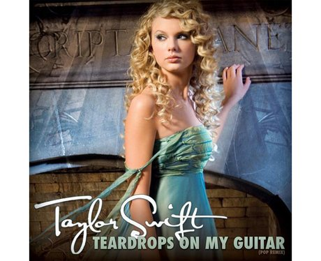 Taylor Swift - 'Teardrops On My Guitar'