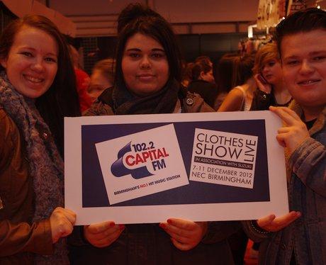 Clothes Show Live 2012 Tuesday