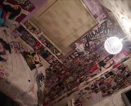 Jessie J fan's bedroom