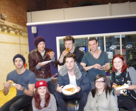 Dinner with Lawson