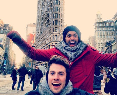 Adam and Andy from Lawson in New York