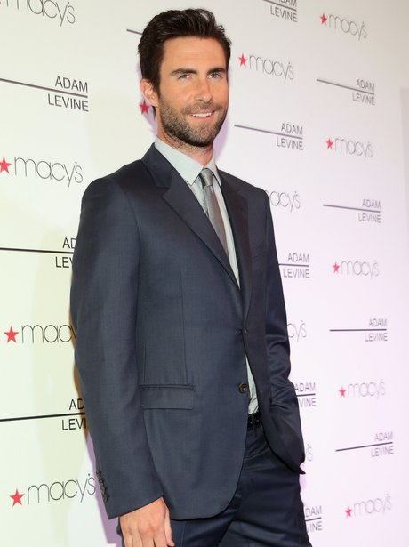 Adam Levine attends the launch of Adam Levine Sig
