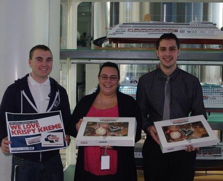 Krispy Kreme Week 2