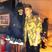 Image 8: Naomi Campbell and Justin Bieber at Jimmy Fallon tapings