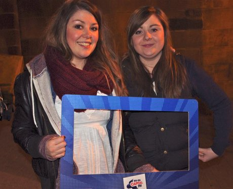 Were you pap'd by the Capital FM Street Stars?