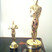 Image 2: Adele's Oscar award for son