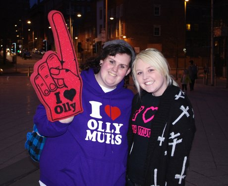 Olly Murs at The Capital FM Arena 2013