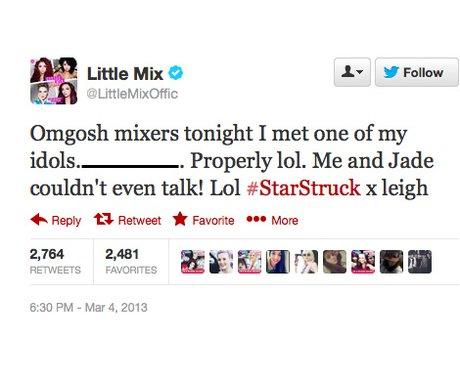 Little Mix Twitter