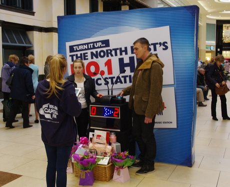 Mothers Day Gameshow at Eldon Square