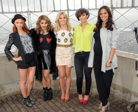 The Saturdays up the Empire State Building