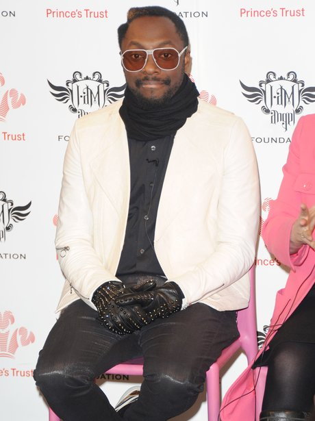 Will.i.am visits The Science Museum
