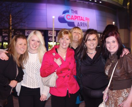 Girls Aloud at The Capital FM Arena