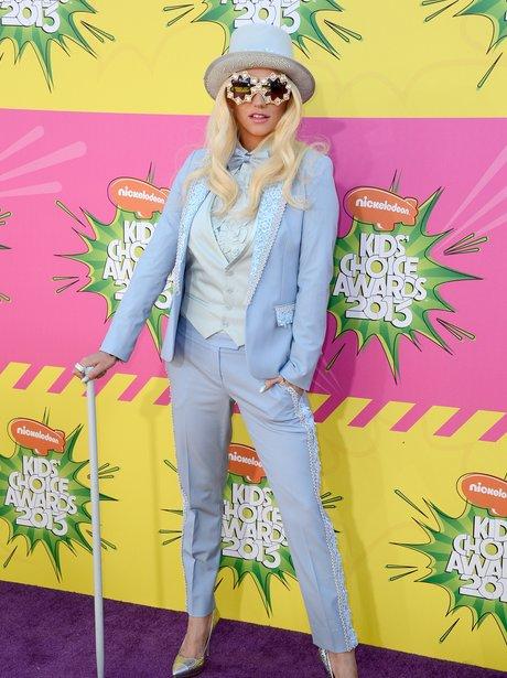 Ke$ha at the Kids' Choice Awards 2013