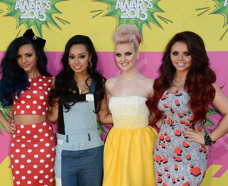 Little Mix at the Kids Choice Awards