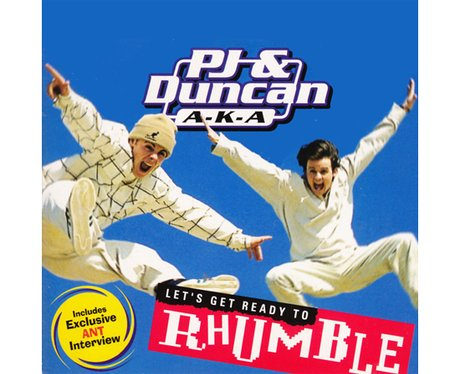 PJ and Duncan 'Lets Get Ready To Rumble'
