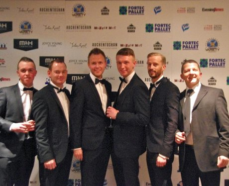 Scottish Variety Awards 2013