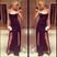 Image 2: Jessie J wearing a black dress