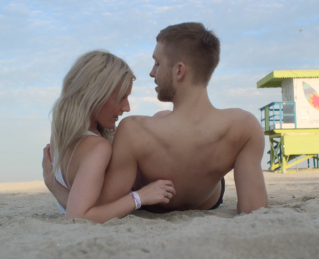 Calvin Harris' 'I Need Your Love' music video
