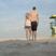 Image 4: Calvin Harris and Ellie Goulding on a beach
