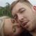 Image 6: Ellie Goulding giving Calvin harris a kiss on his cheek