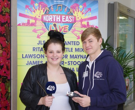 The Voice Of North East Live