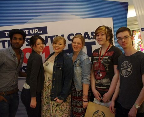 Student Shop-In at WestQuay
