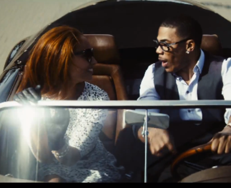 Nelly's 'Hey Porsche' music video